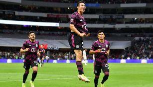 Video: Chucky Lozano marcó golazo en entrenamiento de la Selección Mexicana