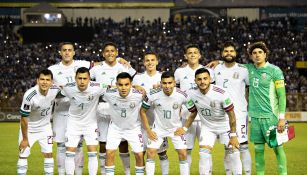 Selección Mexicana es líder del Octagonal