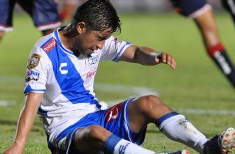 Bermúdez lamenta una falla en un partido con Puebla