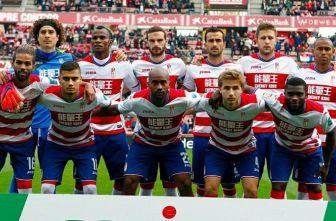Ochoa, en el once inicial del Granada en La Liga