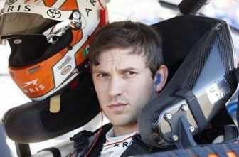 Daniel Suárez compite en la NASCAR