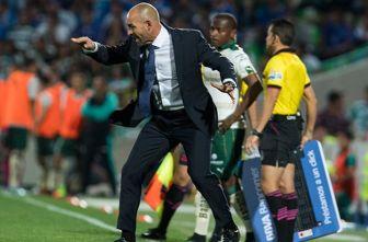 Jémez da indicaciones en juego entre Santos y Cruz Azul