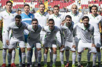 Foto oficial de Loros de Colima antes del partido contra UdG