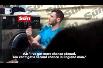 Embedded thumbnail for 'Ojalá hubiera violado a la menor que me acusó': exfutbolista inglés