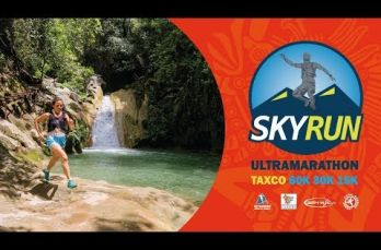 Embedded thumbnail for Revive la emocionante aventura Sky Run Taxco 2017