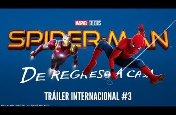 Embedded thumbnail for Spider-Man: Homecoming despierta el sentido arácnido