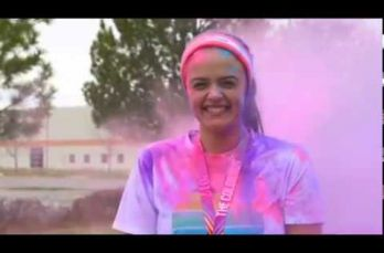Embedded thumbnail for The Color Run, los 5K más divertidos del planeta