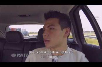 Embedded thumbnail for Hirving Lozano realiza su primera entrevista con el PSV