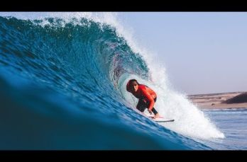 Embedded thumbnail for Carissa Moore presume sus habilidades como surfista