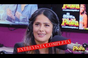 Embedded thumbnail for Jorge Campos lleva mariachi a Salma Hayek
