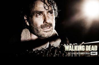 ¿Rick Grimes, el elegido para morir en The Walking Dead?