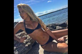 Hermosa modelo colombiana que encanta a sus seguidores