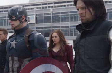 Capitán América y el Soldado de Invierto