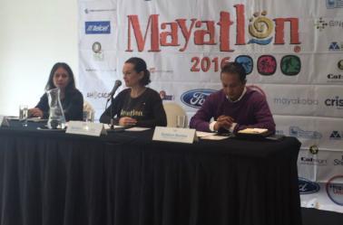 Así fue la presentación del evento en la Ciudad de México