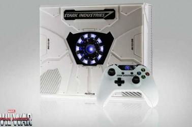Así luce el Xbox One de Stark Industries