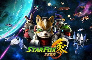 Imagen publicitaria de Star Fox Zero