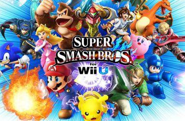 La imagen publicitaria del Smash para Wii U