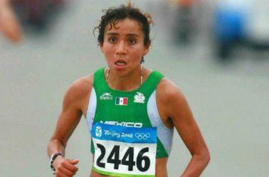 Madaí Pérez corre en JO de Beijing 2008