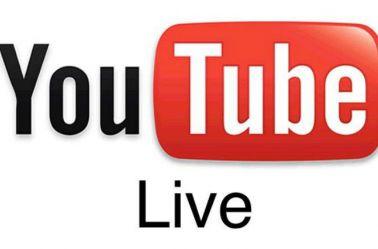 YouTube tendrá servicio de streaming en vivo desde el celular