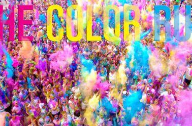 The Color Run, una carrera llena de colores y diversión