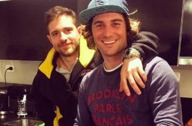 Juan Bautista De Benedictis y Mauro Giallombardo, corredores de TC y Top Race