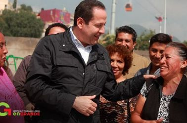 Eruviel Ávila rendirá cuentas a los mexiquenses