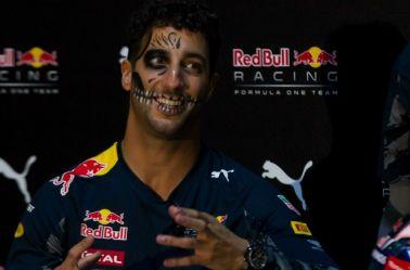 Ricciardo, en conferencia de prensa
