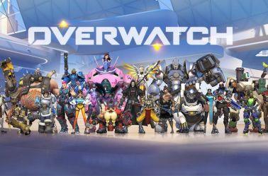 Los personajes del videojuego Overwatch