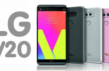 LG V20 está disponible en tres versiones