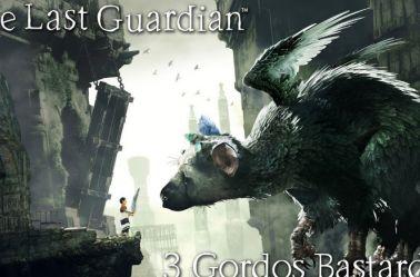 Poster del videojuego The Last Guardian