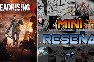 Eze, de los 3 Gordos Bastardos, reseña Dead Rising 4