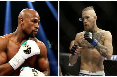 Mayweather y McGregor podrían enfrentarse en una pelea