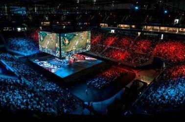 Un evento de League Of Legends