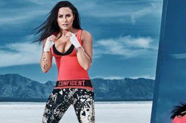 Demi Lovato muestra su sensual figura en su red social