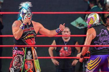 Psycho Clown le pide a Dr. Wagner Jr. hacer la alianza