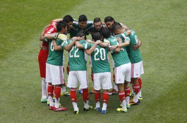 La Selección Mexicana previo al partido contra Nueva Zelanda