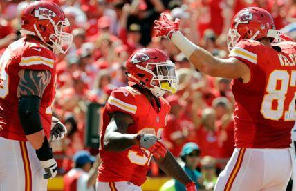 Los Chiefs lograron remontar un partido que perdían por 21-3 en el segundo cuarto frente a San Diego