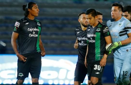 Cortés y Huiqui en un duelo de Cafetaleros
