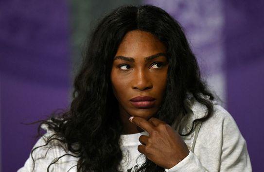 Serena Williams, en conferencia de prensa previa a Wimbledon
