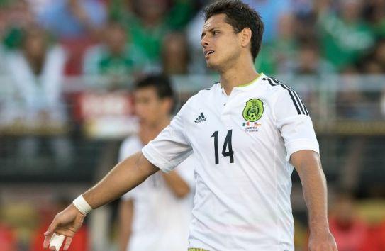Chicharito lamenta una falla en la Copa América Centenario