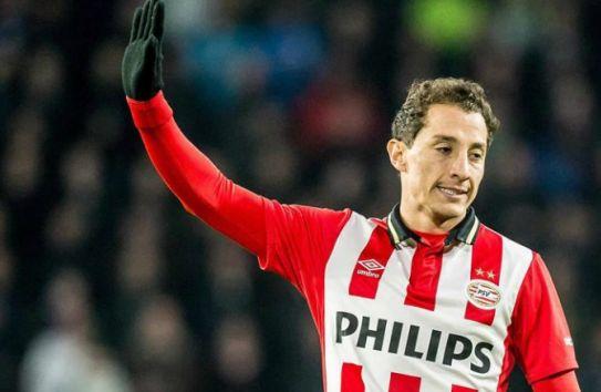 Guardado lamenta una acción en un duelo del PSV