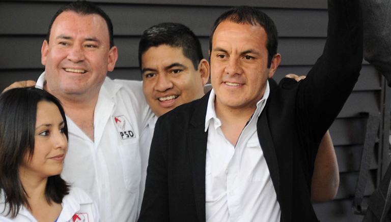 Resultado de imagen de Cuauhtémoc Blanco alcalde