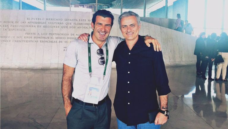 ¿Cuánto mide José Mourinho? - Altura - Real height 20160511134909