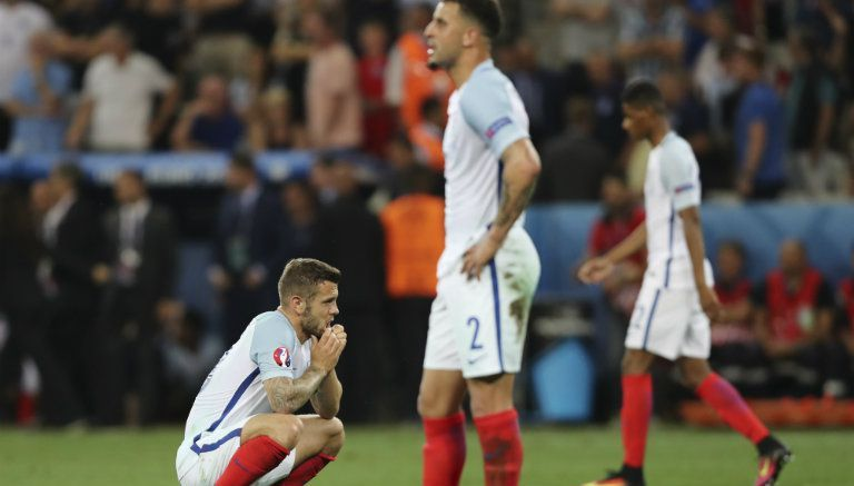 Umbro se burla de Inglaterra tras su eliminación