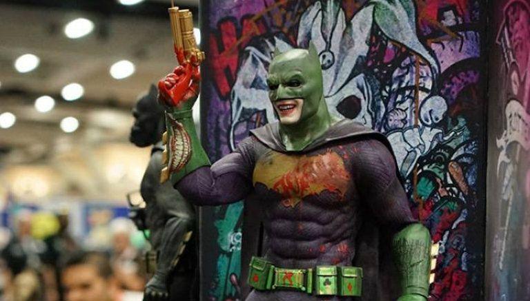 Así luce The Joker vestido de Batman