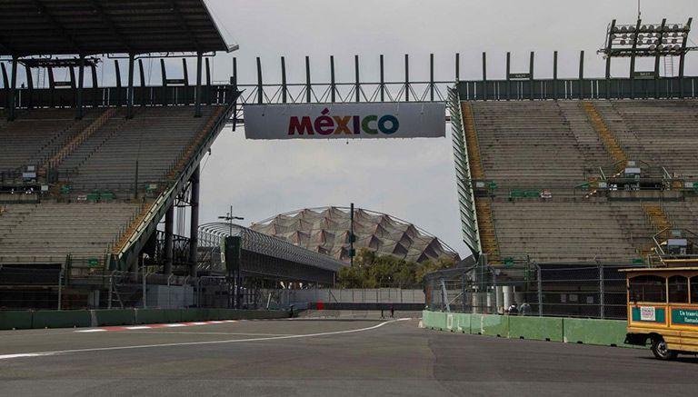 Ahr listo para albergar el gran premio de m xico r cord for Puerta 5 autodromo hermanos rodriguez