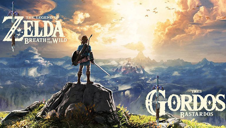 Los 3 Gordos Bastardos nos traen la reseña de Zelda: Breath of the Wild