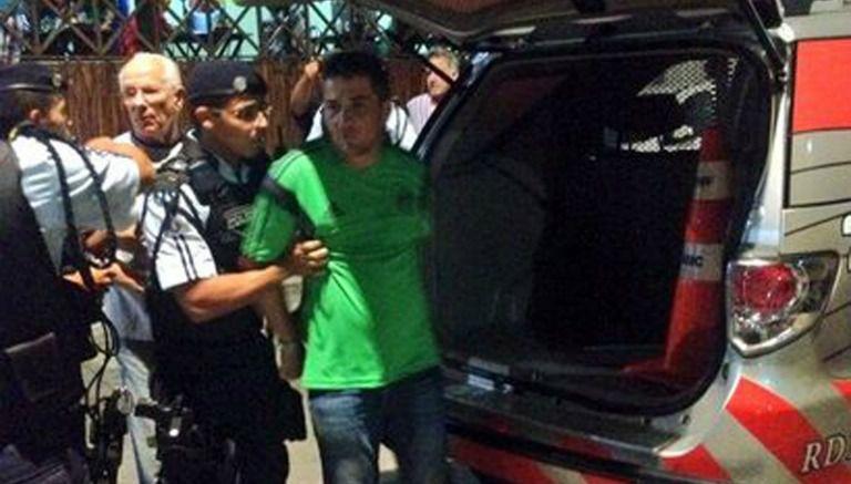 Mexicano es detenido por la policía de Brasil