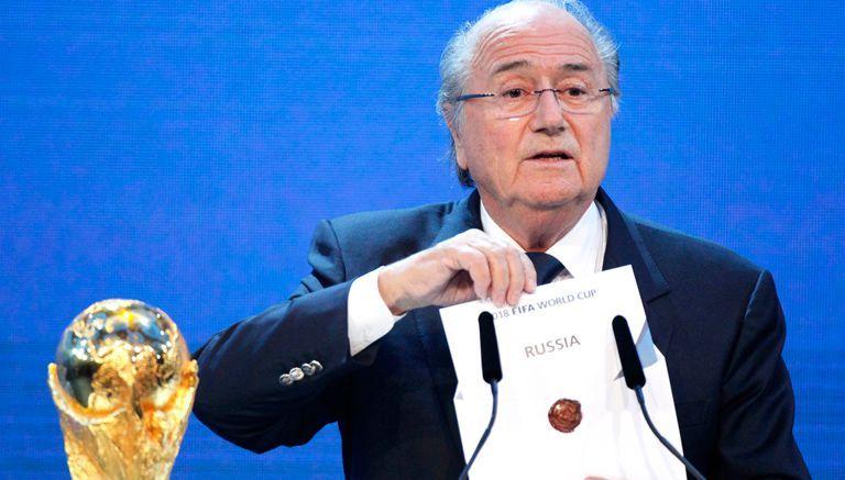 Francia investiga a la FIFA por la elección de Rusia y Qatar