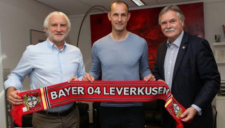 Resultado de imagen para nuevo dt bayer leverkusen